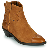 Zapatos Mujer Botines See by Chloé VEND Cognac