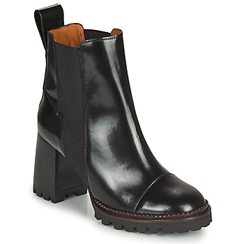 Zapatos Mujer Botines See by Chloé TRINIDAD Negro