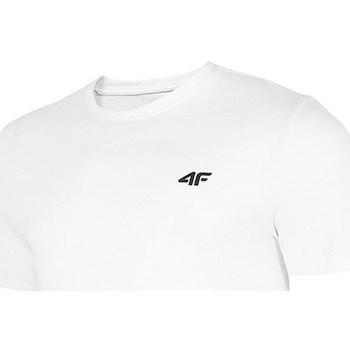 textil Hombre camisetas manga corta 4F TSM003 Blanco