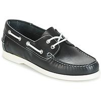 Zapatos Hombre Zapatos náuticos Casual Attitude REVORO Marino