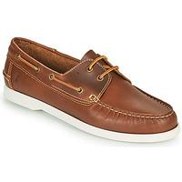Zapatos Hombre Zapatos náuticos Casual Attitude REVORO Marrón