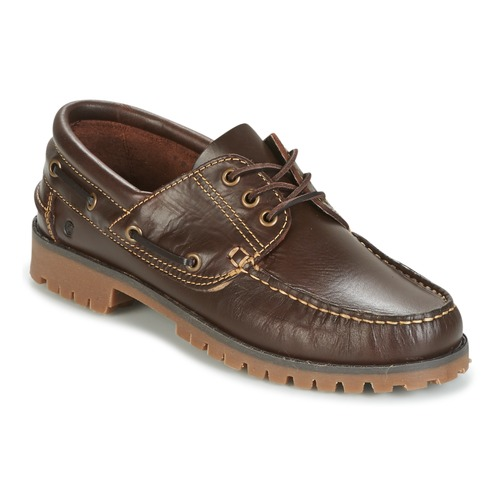 Casual Attitude EVEROA Marrón - Envío gratis | ! - Zapatos Zapatos náuticos Hombre