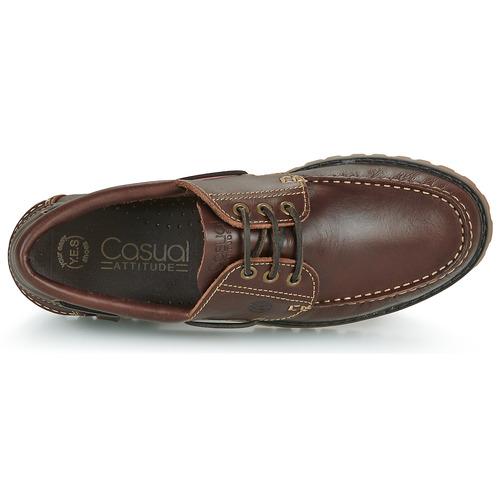 Zapatos especiales para para para hombres y mujeres Casual Attitude EVEROA Marrón 4988df
