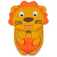 Bolsos Niños Mochila Affenzahn LENA LION Naranja