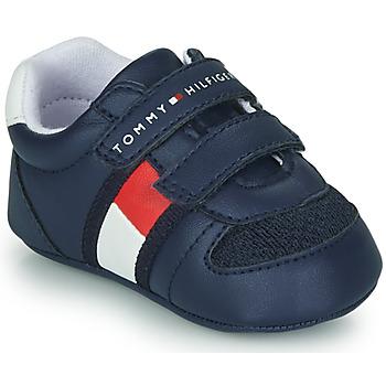 Zapatos Niños Zapatillas bajas Tommy Hilfiger T0B4-30191 Azul