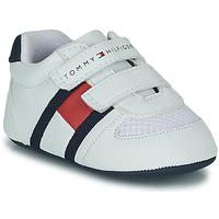 Zapatos Niños Zapatillas bajas Tommy Hilfiger T0B4-30191 Blanco