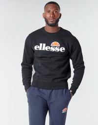 textil Hombre Sudaderas Ellesse SL SUCCISO Negro