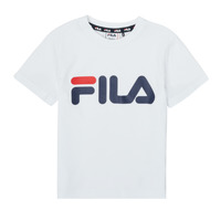 textil Niños Camisetas manga corta Fila LEA Blanco