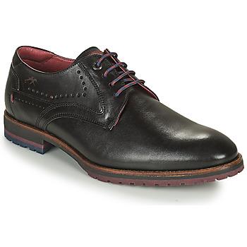 Zapatos Hombre Derbie Fluchos CICLOPE Negro
