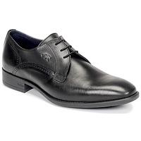 Zapatos Hombre Derbie Fluchos LUKE Negro