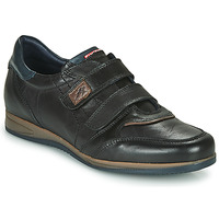 Zapatos Hombre Zapatillas bajas Fluchos DANIEL Negro