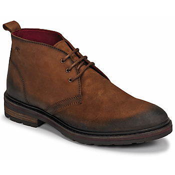 Zapatos Hombre Botas de caña baja Fluchos OWEN Marrón