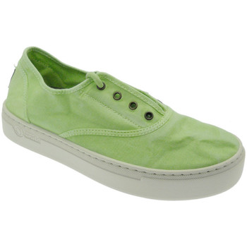 Zapatos Mujer Tenis Natural World NAW6112E641bu verde
