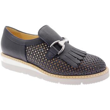Zapatos Mujer Mocasín Donna Soft DOSODS0760Gbl blu