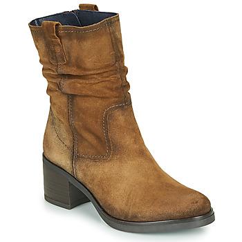 Zapatos Mujer Botines Dorking ROX Marrón