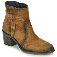 Zapatos Mujer Botines Dorking AMBRA Marrón