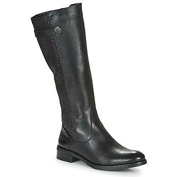 Zapatos Mujer Botas urbanas Dorking TIERRA Negro