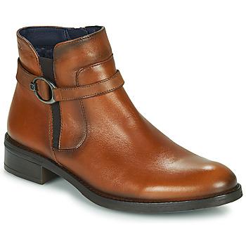 Zapatos Mujer Botas de caña baja Dorking TIERRA Marrón