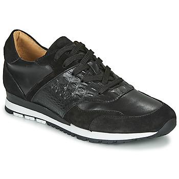 Zapatos Hombre Zapatillas bajas Brett & Sons SUZI Negro