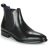 Zapatos Hombre Botas de caña baja Brett & Sons SUZONU Negro