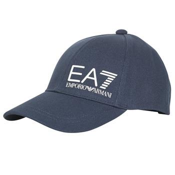 Accesorios textil Hombre Gorra Emporio Armani EA7 TRAIN CORE ID M LOGO CAP Marino