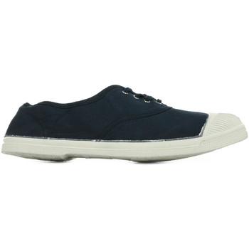 Zapatos Hombre Tenis Bensimon Tennis Lacets Azul
