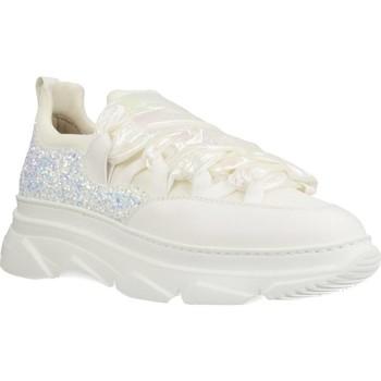 Zapatos Mujer Zapatillas bajas 181 KYOGA Blanco