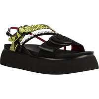 Zapatos Mujer Sandalias 181 ORIGANO Negro