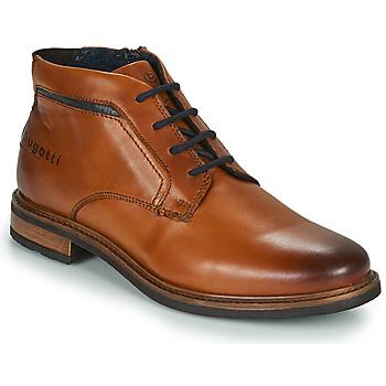Zapatos Hombre Botas de caña baja Bugatti NELS Marrón