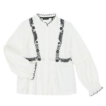 textil Niña Camisas Ikks XR12022 Blanco