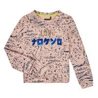 textil Niña Sudaderas Ikks XR15022 Rosa