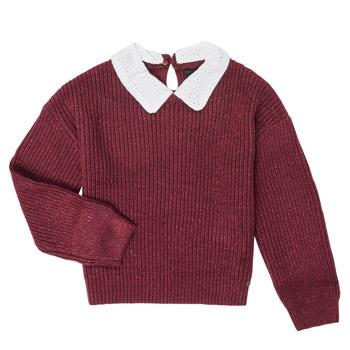 textil Niña Jerséis Ikks XR18062 Burdeos