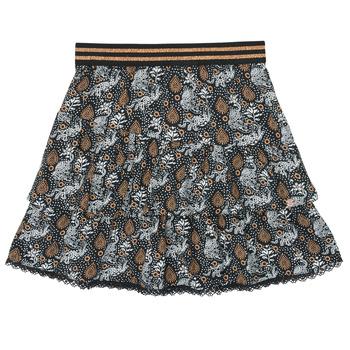 textil Niña Faldas Ikks XR27082 Negro