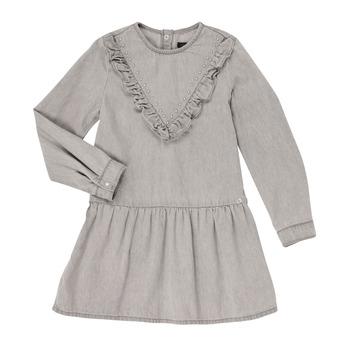 textil Niña Vestidos cortos Ikks XR30022 Gris