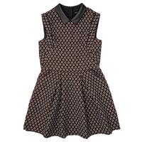 textil Niña Vestidos cortos Ikks XR30212 Negro