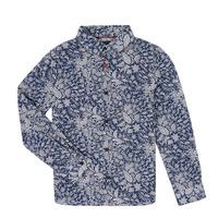 textil Niño Camisas manga larga Ikks XR12023 Azul