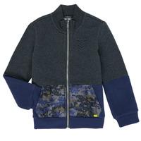 textil Niño Sudaderas Ikks XR17103 Gris