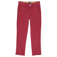 textil Niño Pantalones con 5 bolsillos Ikks XR22093 Rojo