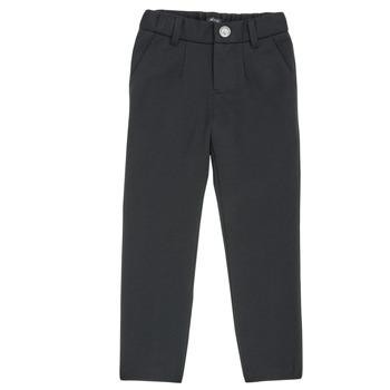 textil Niño Pantalones con 5 bolsillos Ikks XR23023 Negro