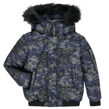textil Niño Plumas Ikks XR41133 Azul