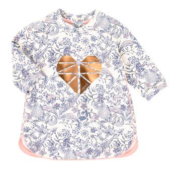 textil Niña Vestidos cortos Ikks XR30140 Blanco