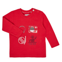 textil Niño Camisetas manga larga Ikks XR10011 Rojo