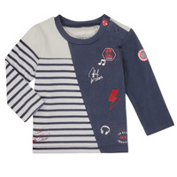 textil Niño Camisetas manga larga Ikks XR10041 Blanco