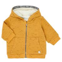 textil Niño Chaquetas de punto Ikks XR17031 Amarillo