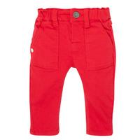 textil Niño Vaqueros slim Ikks XR29061 Rojo