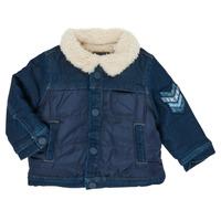 textil Niño cazadoras Ikks XR40031 Azul