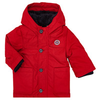 textil Niño Parkas Ikks XR42001 Rojo