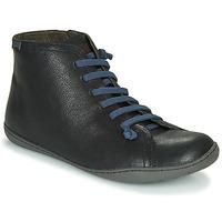 Zapatos Hombre Botas de caña baja Camper PEU CAMI Negro