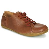 Zapatos Hombre Derbie Camper PEU CAMI Marrón