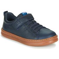 Zapatos Niños Zapatillas bajas Camper RUNNER 4 Marino